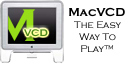MacVCD X Video Player for Mac OS X