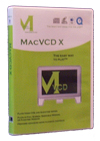 MacVCD X - Video Player Mac OS X